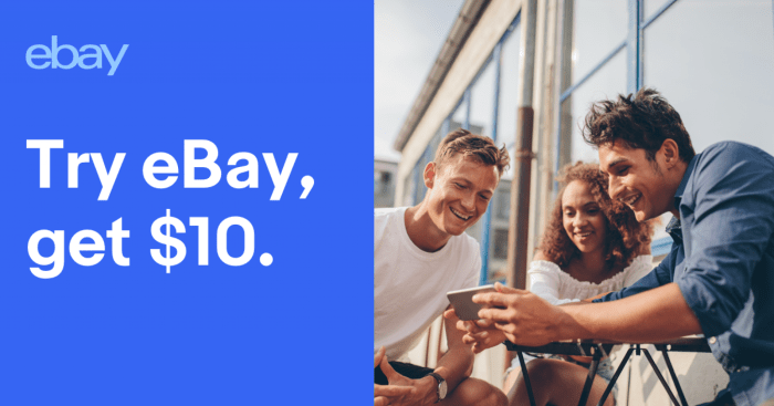 Try eBay by June 30 and get $10 | eBay