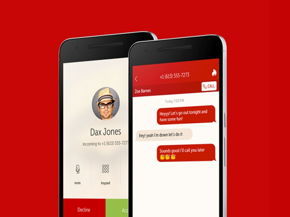 Hushed Private Phone Line: Lifetime Subscription | StackSocial