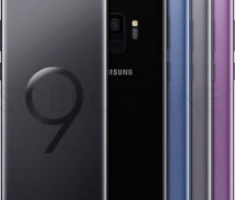 Buy Samsung Galaxy S9 Dual SIM Unlocked 64GB 5.8″ Smartphone (2018) for $544