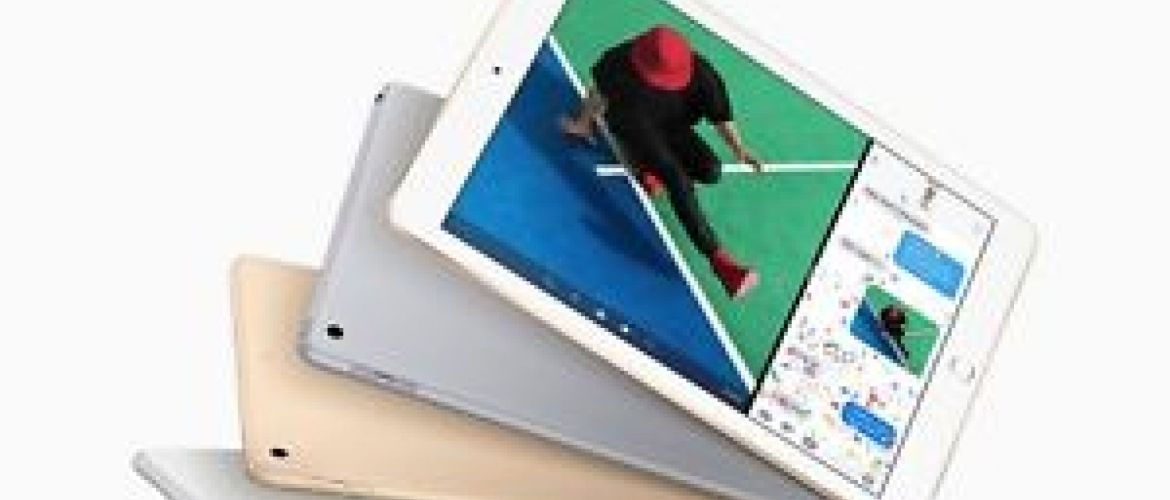 Buy Apple iPad 9.7″ 128GB WiFi Tablet for $379