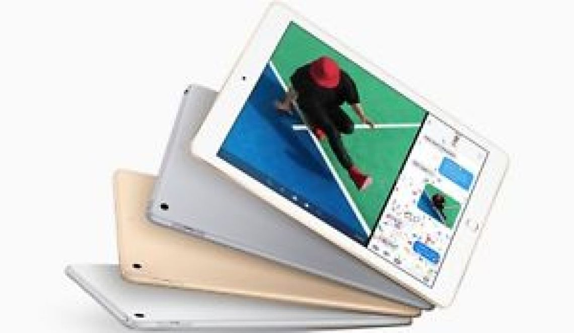 """Apple 9.7"""" iPad (Early 2018, 128GB, Wi-Fi Only, Space Gray, Silver or Gold) 