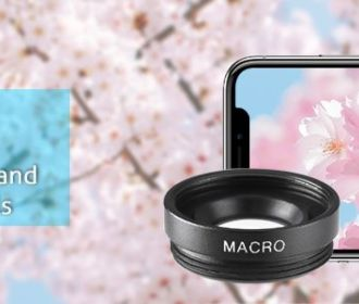 Buy 4-in-1 Cell phone Camera Lens Kit for $17.59 (Was $21.99)