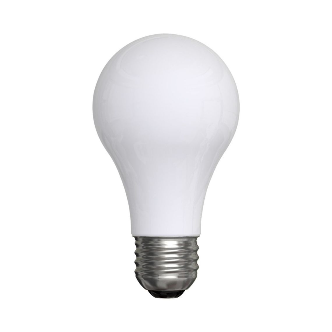 Shop GE 8-Pack 60 W Equivalent Soft White A19 LED Light Fixture Light Bulbs at Lowes.com
