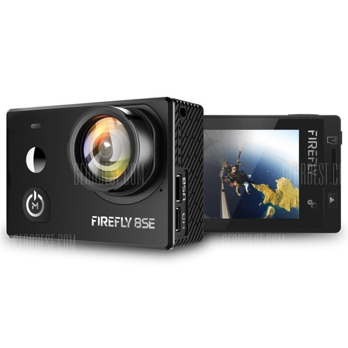 Hawkeye Firefly 8SE 4K Action Camera - $139.99 Free Shipping|GearBest.com