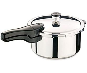Buy Presto 4-Quart Stainless Steel Pressure Cooker for $43.59 (Was $69.99)