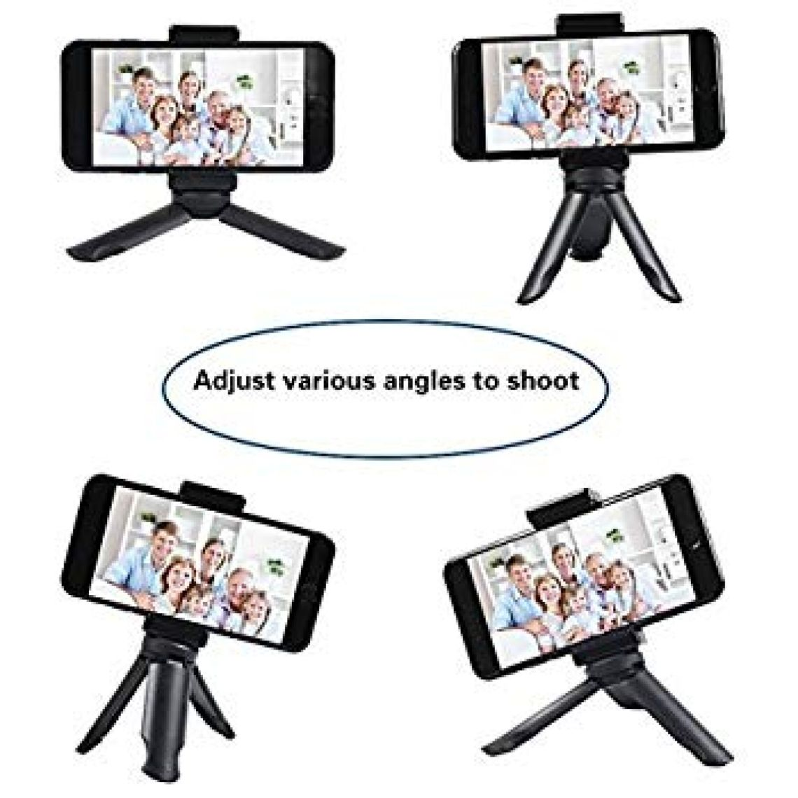 Amazon.com: Smartphone Selfie Tabletop Tripod Flexible Phone Tripod Portable tripod SHIHONG Adjustable Mini Travel Tripod Mount Gimbal Tripod Stand for iPhone and Small Camera: Cell Phones & Accessories