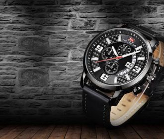 Buy Men Business Watches $11.19 (Reg.Price: $27.99)