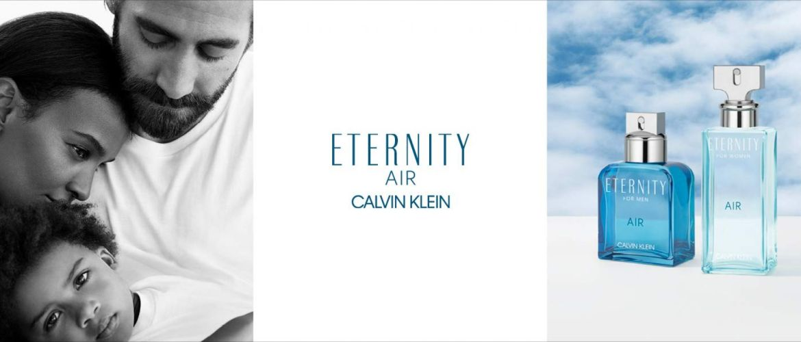 Buy Eternity Air Eau De Toilette for Men for $55.30 (Reg : $79)