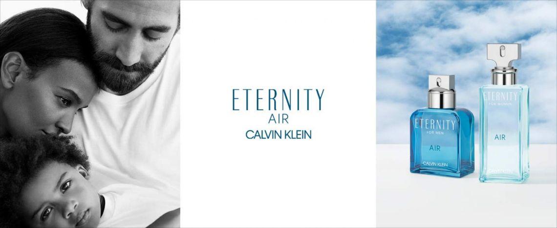 Amazon.com: Calvin Klein Eternity Air Eau De Toilette for Men, 3.4 fl. oz.: Luxury Beauty