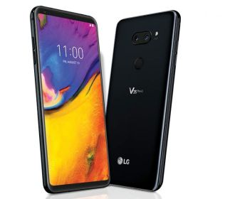 Buy LG V35 ThinQ Unlocked 64GB Android Prime-Exclusive Phone for $599.99 (Reg Price:	$899.99)