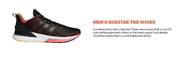 Amazon.com | adidas Men's Questar Tnd Running Shoe | Road Running