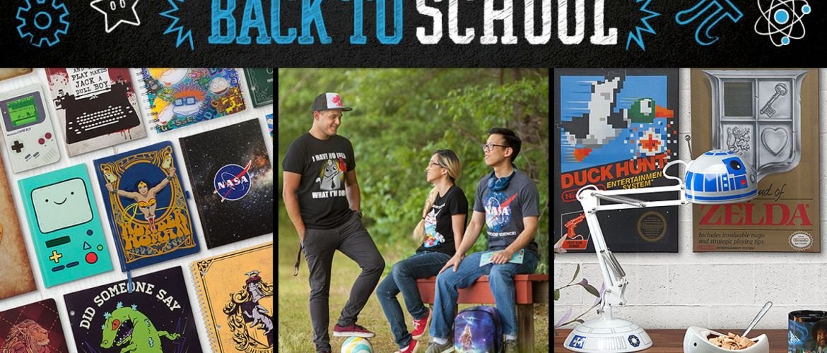 Back to School Sale: Up to 75% off Supplies, Apparel & More