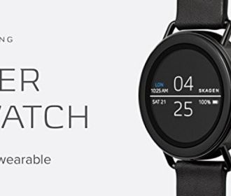 Buy Skagen Connected Falster and Stainless Steel Mesh Smart Watch for $168.99 (List Price: $295.00)