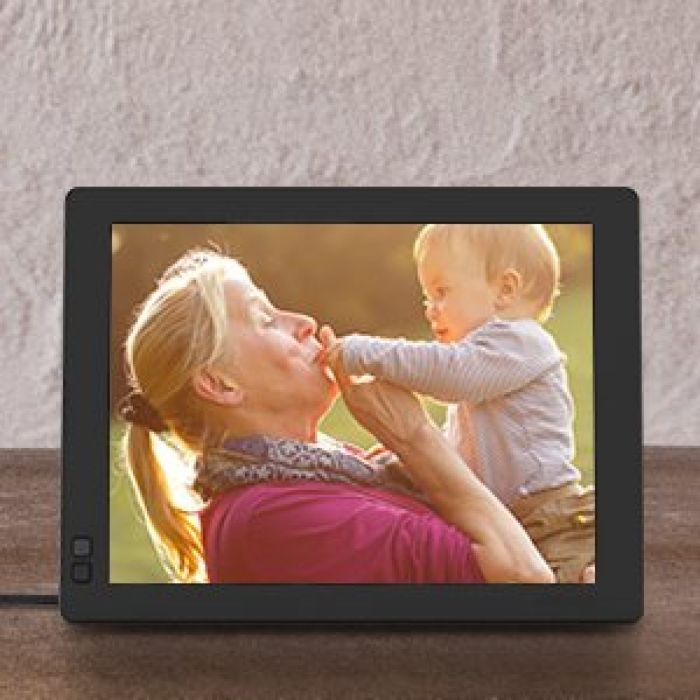 Amazon.com : Nixplay Seed 10 Inch WiFi Cloud Digital Photo Frame with IPS Display, iPhone & Android App, Free 10GB Online Storage and Motion Sensor (Black) : Camera & Photo