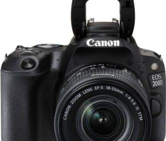 Buy Canon DSLR Camera Zoom Kit for $449.99 (Was $749.99)