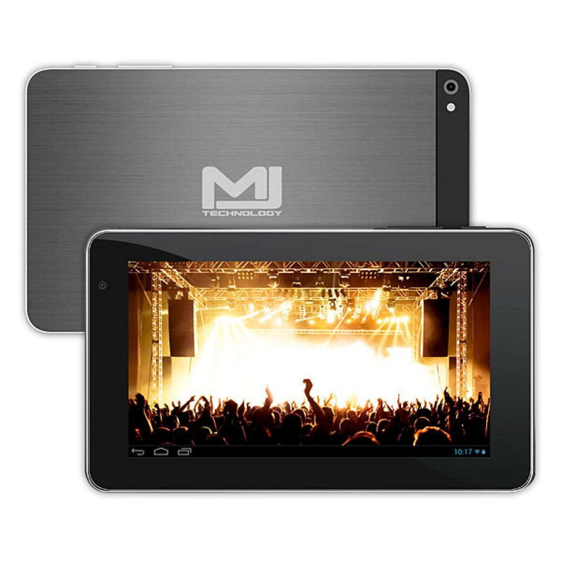 MJ Technology Android Tablet with Built-in HDTV Tuner | ThinkGeek