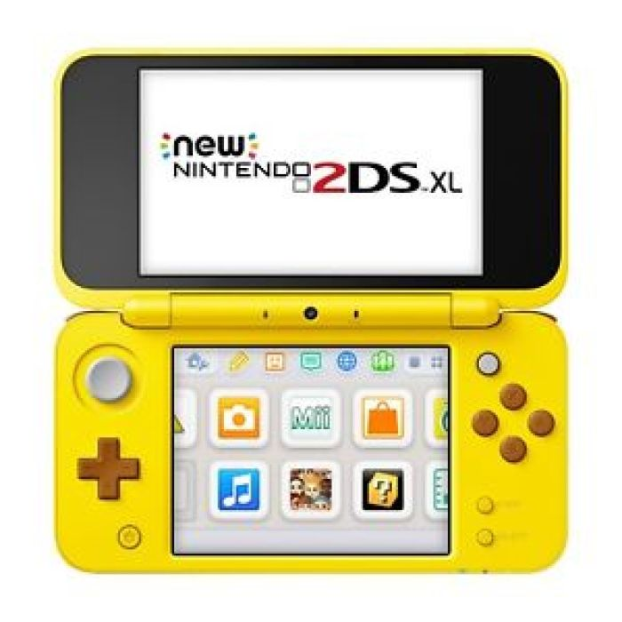 Nintendo 2DS XL | Yellow Pikachu Edition 45496782429 | eBay