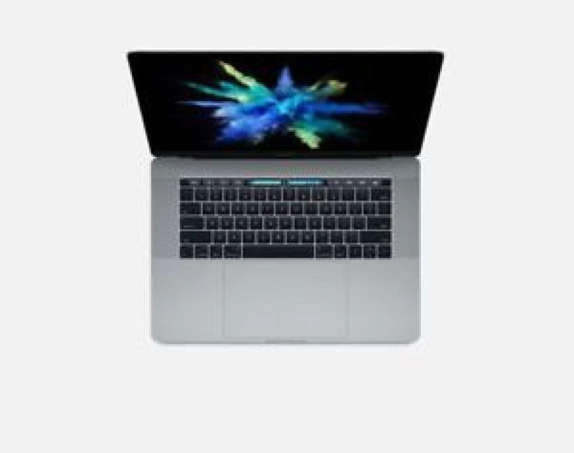 "Apple 15"" MacBook Pro 2017 W/ TouchBar 2.8GHz Intel Core i7 16GB RAM 256GB SSD | eBay"