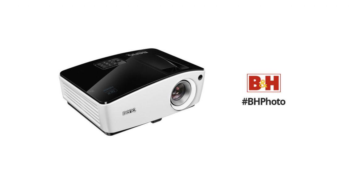 BenQ MX723 XGA DLP Multimedia Projector MX723 B&H Photo Video