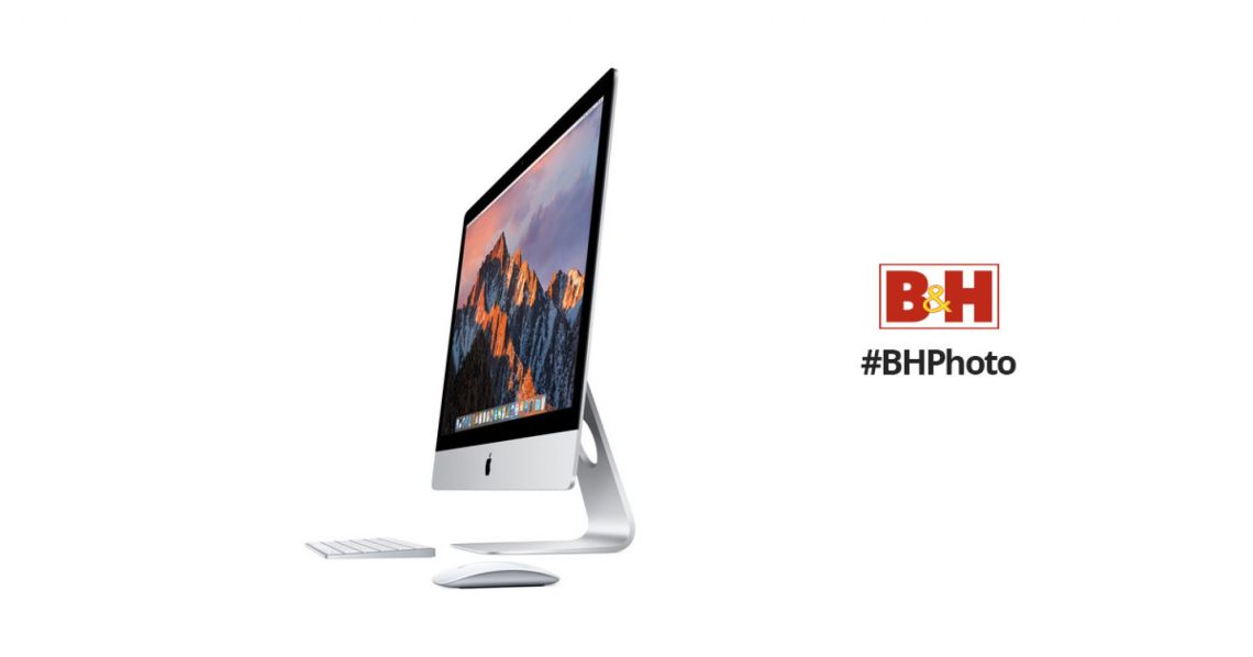 "Apple 27"" iMac with Retina 5K Display (Mid 2017) MNE92LL/A"