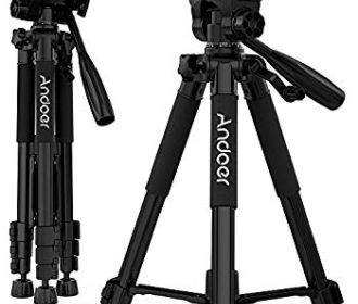 Buy DSLR Camera Tripod 52inch 360° Ball Head for $17.99 (Was $35.99)