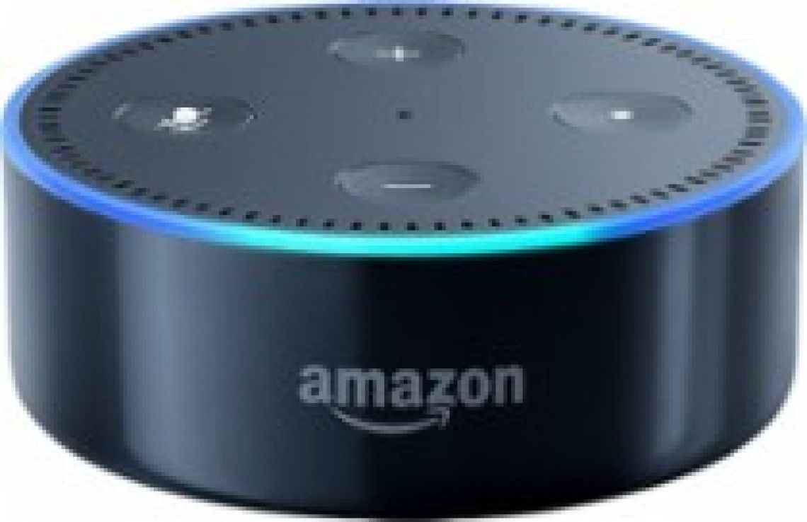 Amazon Echo Dot (2nd generation) - Smart Speaker with Alexa Black DOTBLACK - Best Buy