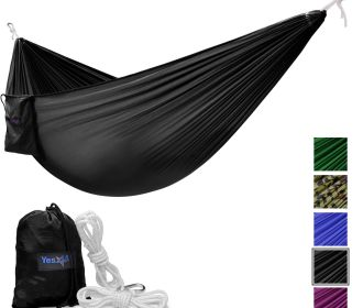Buy Lightweight Camping Hammock with Carry Bag for $7.99