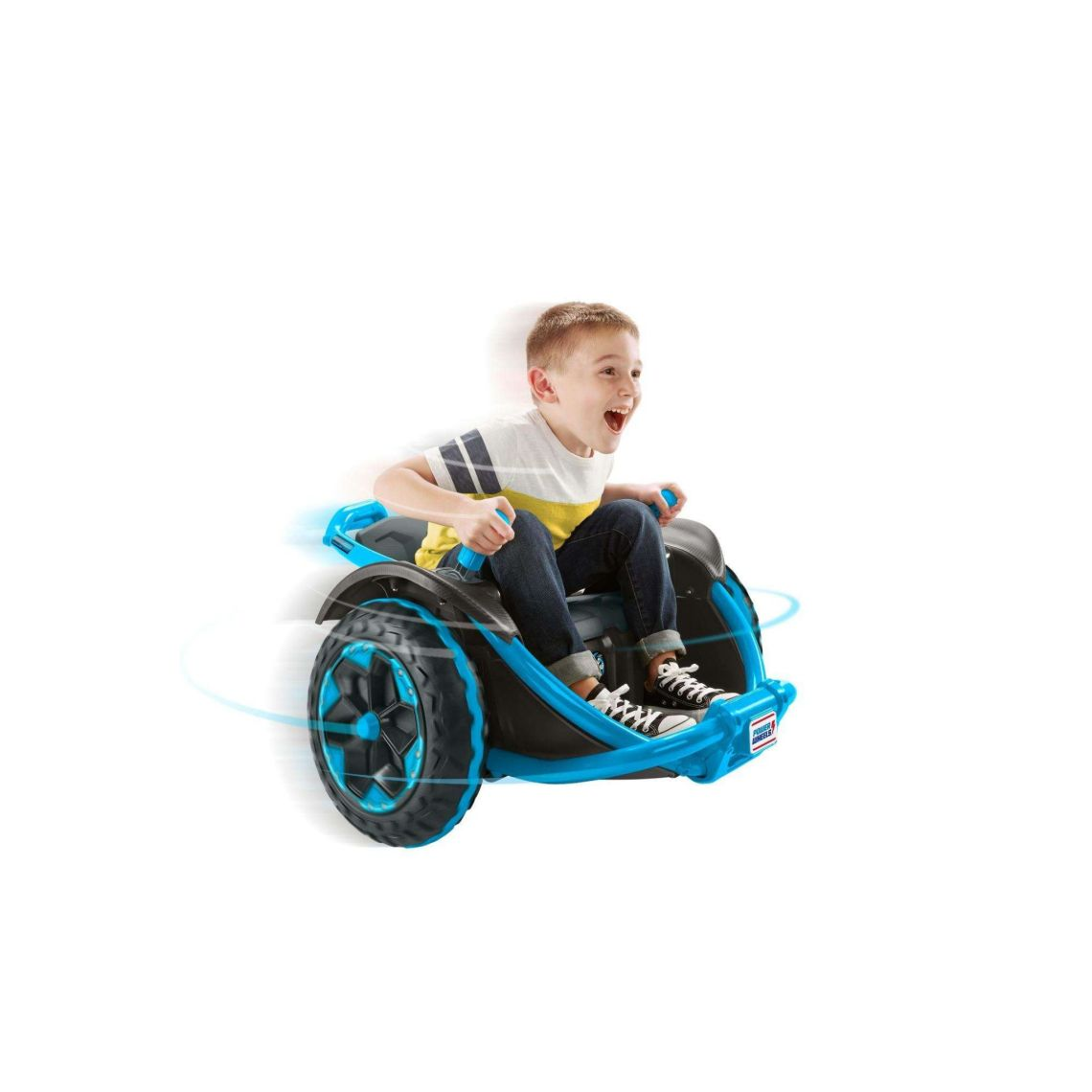 Power Wheels Wild Thing 12V Battery-Powered Ride On, Blue - Walmart.com