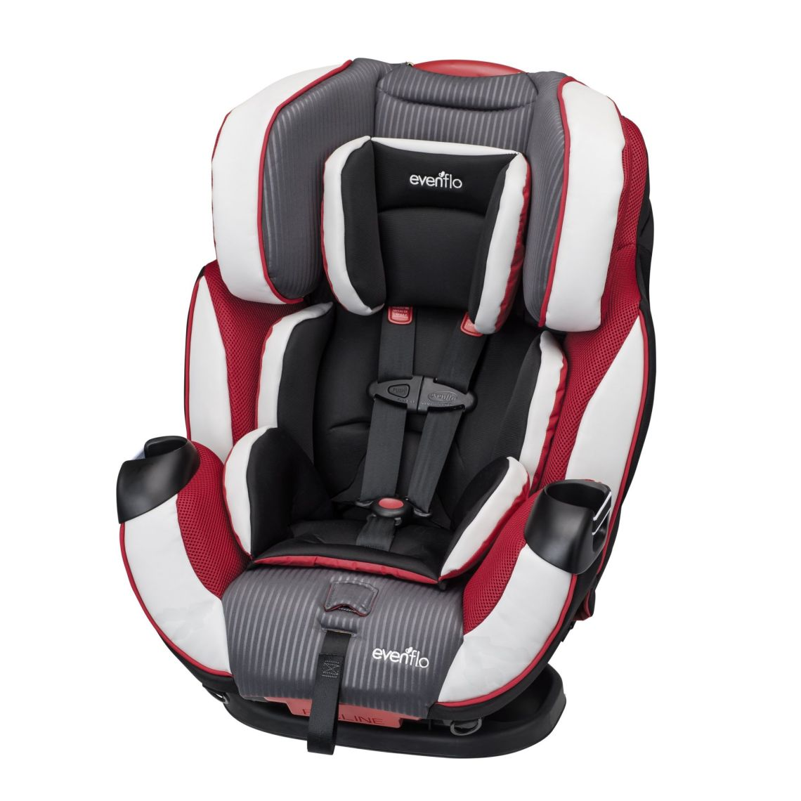 Amazon.com : Evenflo Symphony DLX All-In-One Convertible Car Seat, Modesto : Baby