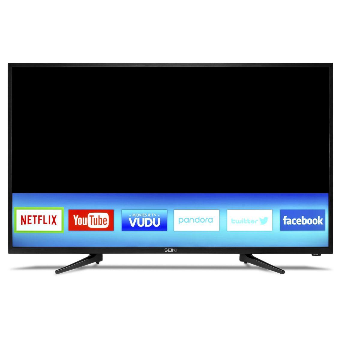 "Seiki 49"" Class 4K (2160p) Smart LED HDTV (SC-49UK700N) - Walmart.com"