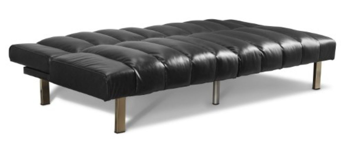 Buy Mainstays Theater Futon for $119