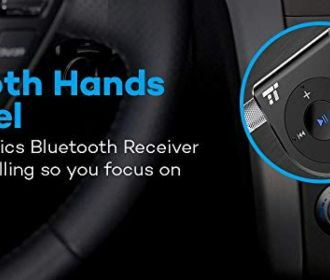 Buy Bluetooth Car Audio Receiver for $12 (Reg. $20)