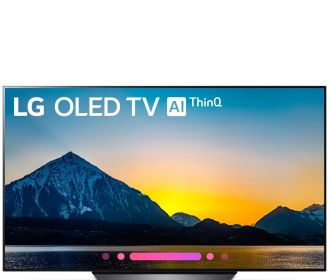 Buy LG 55B8PUA 55″ 4K Ultra HDR Smart OLED TV with AI ThinQ for $1294.96