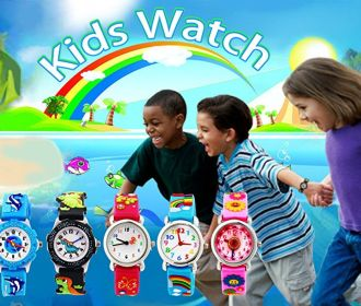 Buy Kids Watch with gift box( 40 styles available) for $6.95 (Was $11.99)