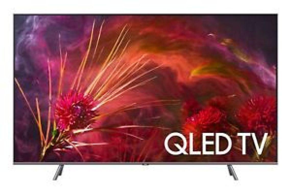"Samsung QN75Q8FN Flat 75"" QLED 4K UHD 8 Series Smart TV 2018 - HDMI BUNDLE 887276256993 | eBay"