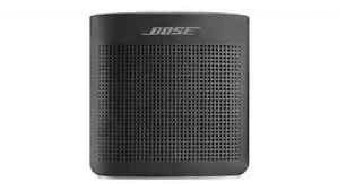 Bose SoundLink Color Bluetooth Speaker II (Soft Black) 17817746113 | eBay