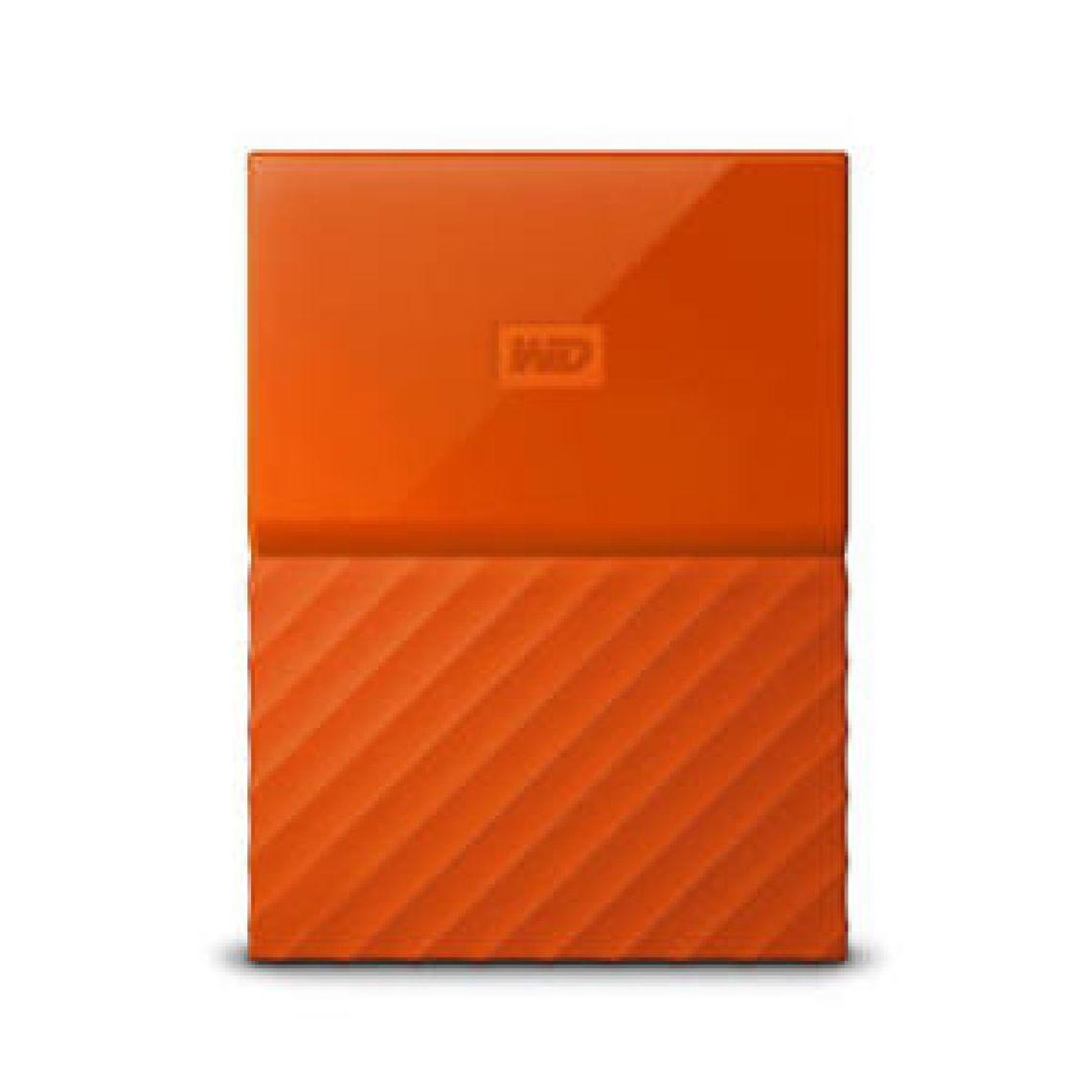 WD My Passport 2TB Orange Portable Hard Drive by Western Digital 3 year limit... 718037849836 | eBay