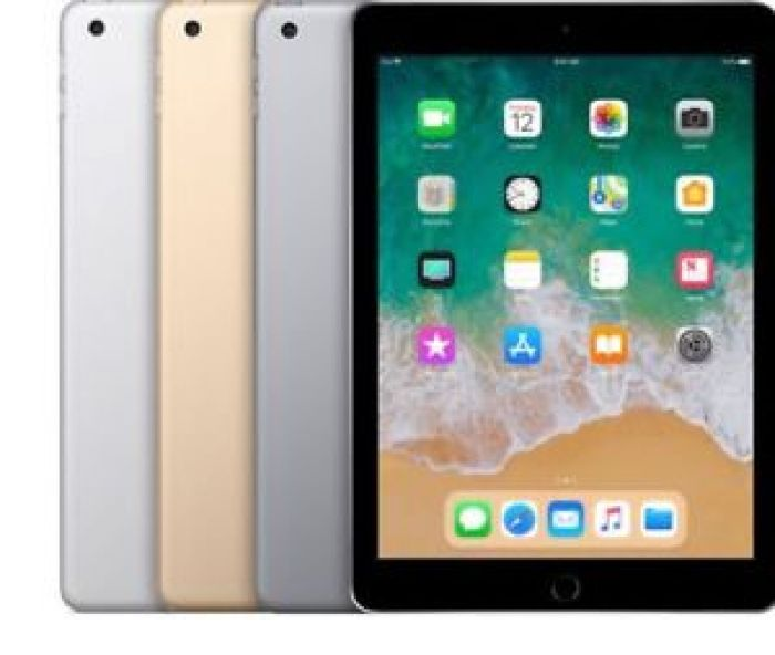 Apple iPad with WiFi, 32GB (Latest Model) Gold,SpaceGray,Silver (2018 Model) | eBay