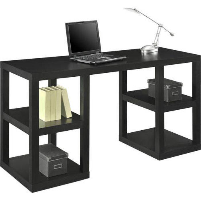 Mainstays Parsons Deluxe Desk, Multiple Colors - Walmart.com