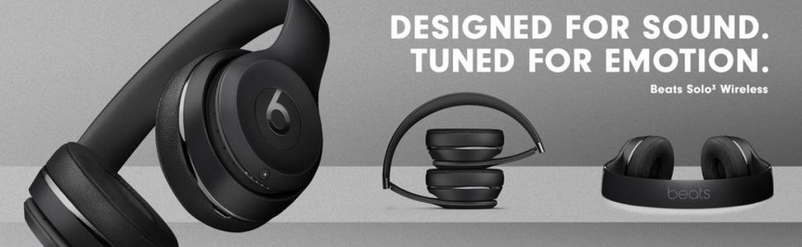 Amazon.com: Beats Solo3 Wireless On-Ear Headphones - Gloss White: Electronics