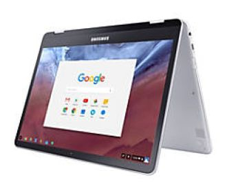 Buy Samsung B2B 12.3″ Hex Core OP1 Convertible Chromebook for $199.93