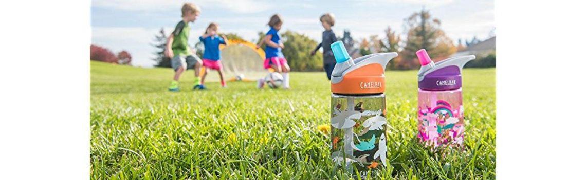Amazon.com : CamelBak Kids Eddy Water Bottle, 0.4 L, Rad Monsters : Sports & Outdoors