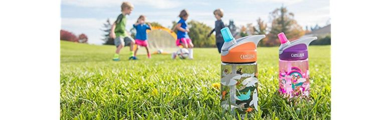 Amazon.com : CamelBak Kids Eddy Water Bottle, 0.4 L, Rad Monsters : Sports & Outdoors