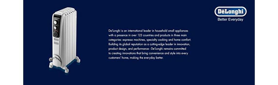 Amazon.com: DeLonghi TRD40615T Full Room Radiant Heater: Home & Kitchen