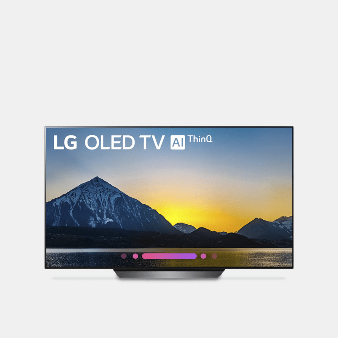 "LG 55/65"" B8 4K HDR OLED TV w/ AI ThinQ (2018) 