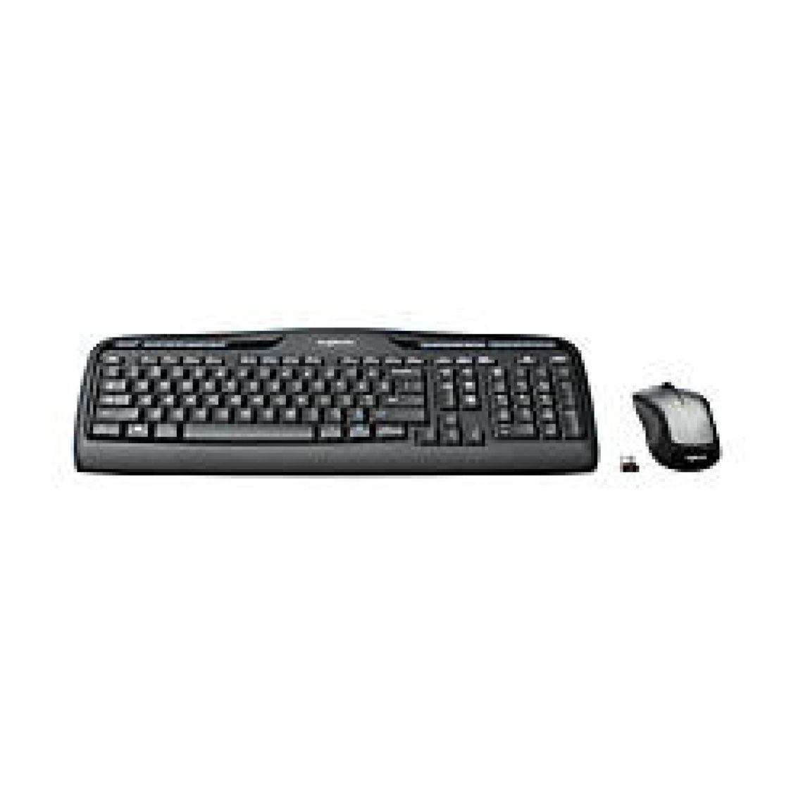 Logitech MK335 Wireless Keyboard And Mouse Black 920 008478 by Office Depot & OfficeMax