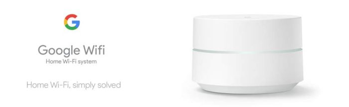 Amazon.com: Google WiFi system, 3-Pack - Router replacement for whole home coverage (NLS-1304-25): Computers & Accessories