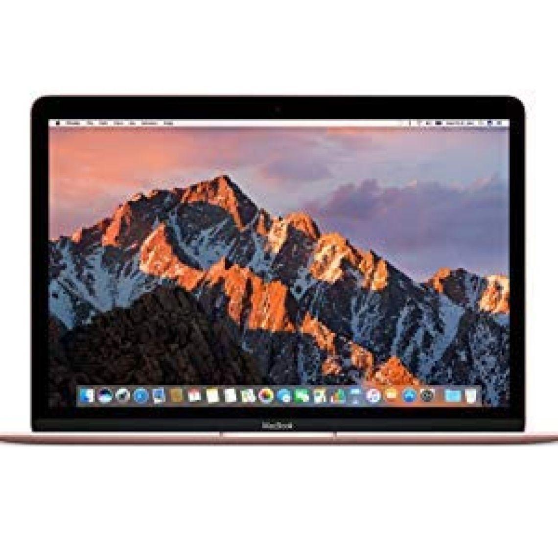 "Amazon.com: Apple MacBook (Mid 2017) 12"" Laptop, 226ppi, Intel Core M3-7Y32 Dual-Core, 256GB, 8GB DDR3, 802.11ac, Bluetooth, macOS 10.12.5 High Sierra - Gold (Refurbished): Computers & Accessories"