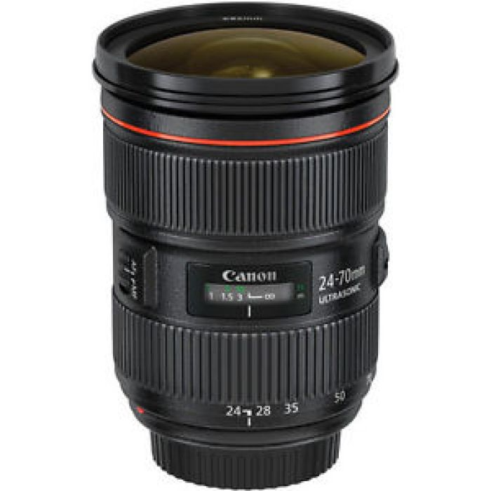 Canon EF 24-70mm f/2.8L II USM Lens for 5DS R 7D 5D 6D Mark II IV | eBay