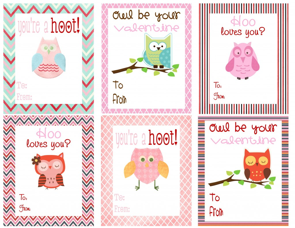 Mommy Hints 7 Free Printable Valentine S Day Cards For Kids To Take To Class
